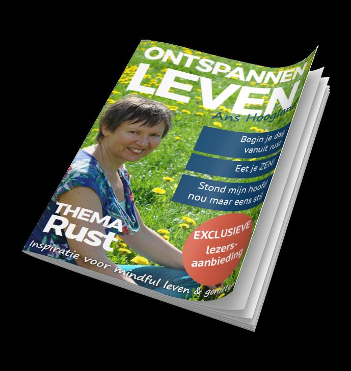Online Magazine Ontspannen Leven nr. 1